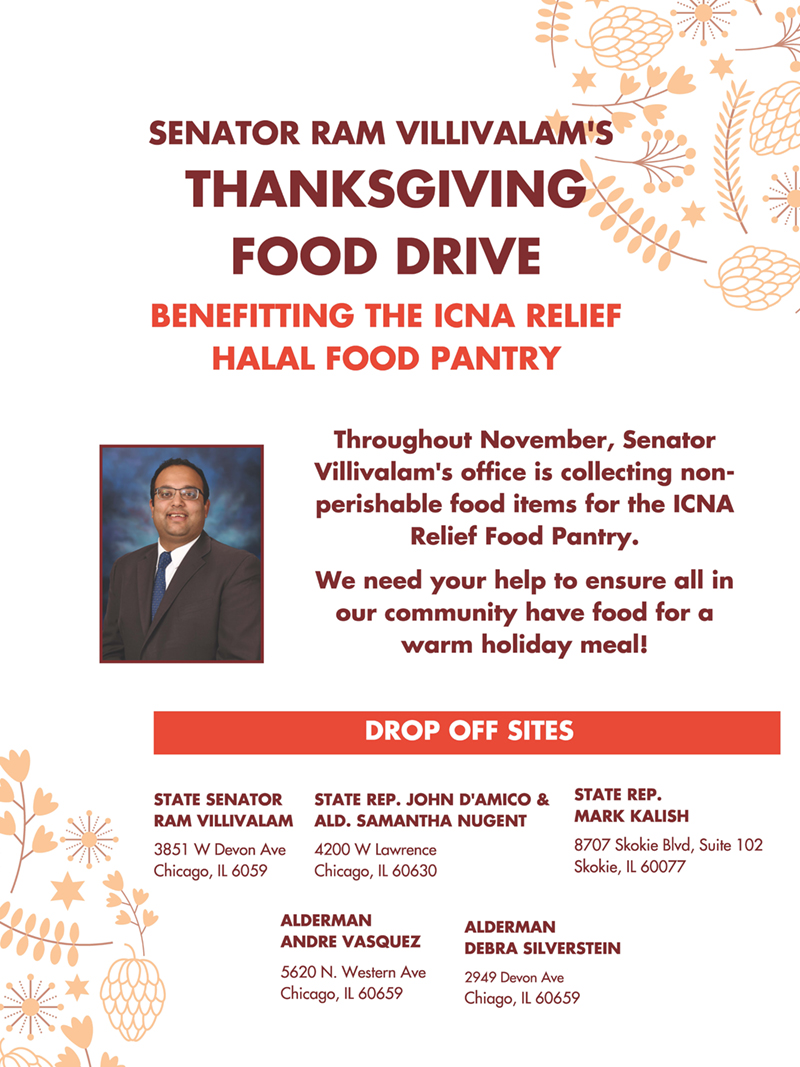 Thanksgiving Food Drive 2019