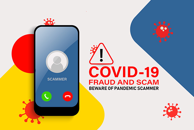 avoiding covid 19 scams